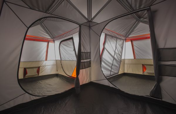 multi room ozark 12 tent