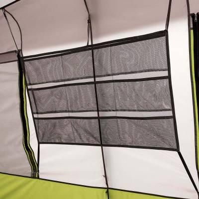 wall organizer ozark trail 9 person tent