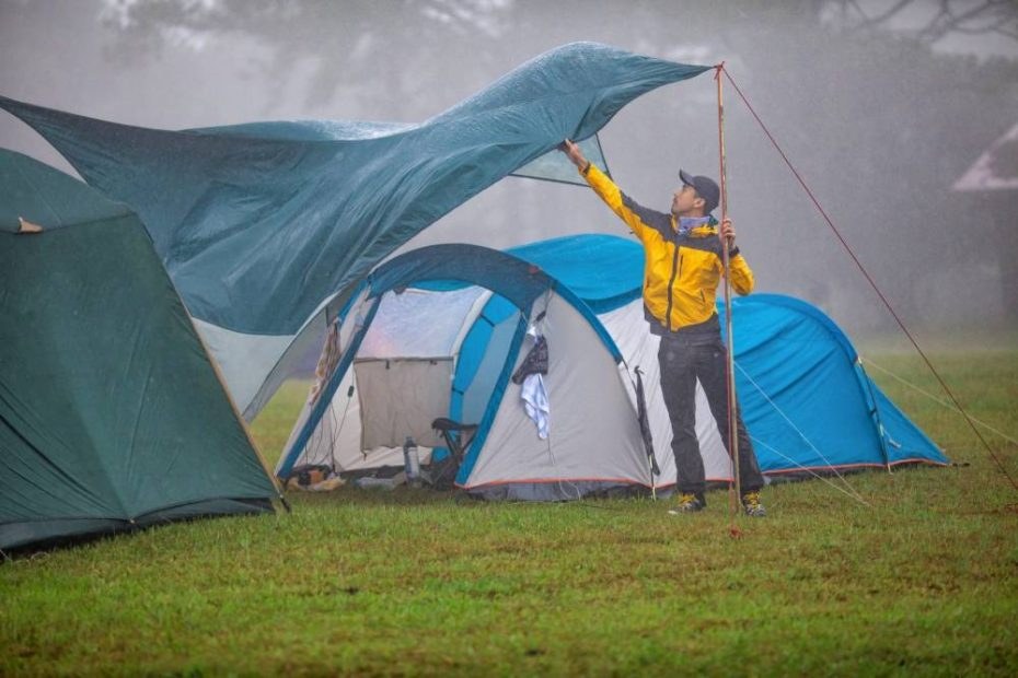 10 Best Waterproof Tents with High Water Ratings