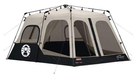 Coleman Cabin Tent Instant 60 Second Set Up
