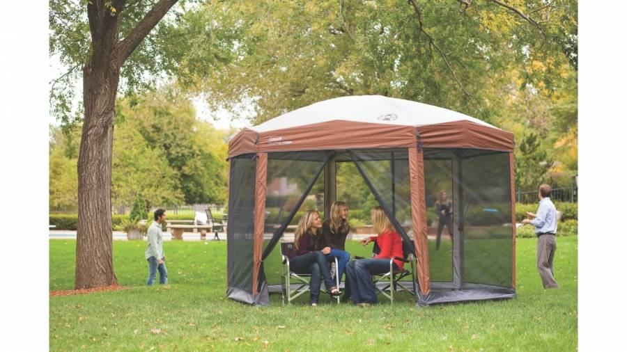 Coleman Screenhouse Canopy Review