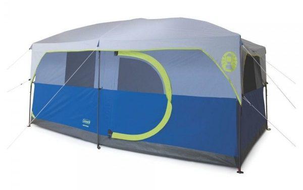 Coleman hampton cabin tent review