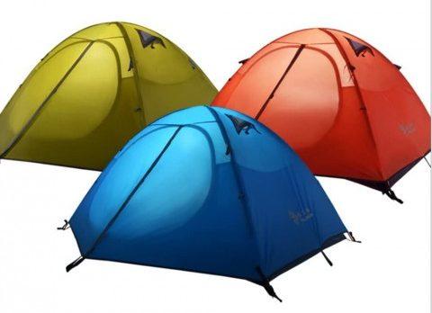 HILLMAN Lightweight Backpacking Dome Tent