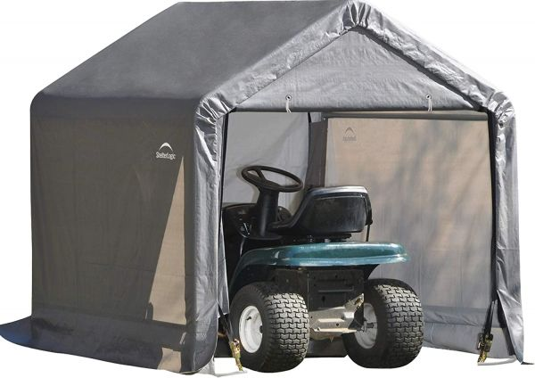 ShelterLogic Shed-In-A-Box - Full Review