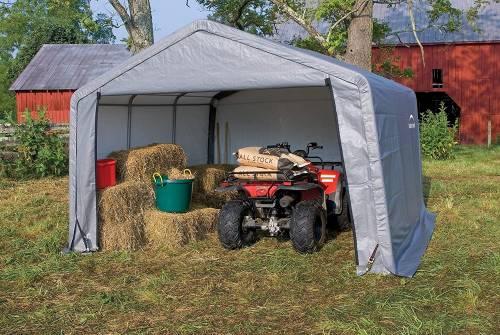 farm storage shelterlogic
