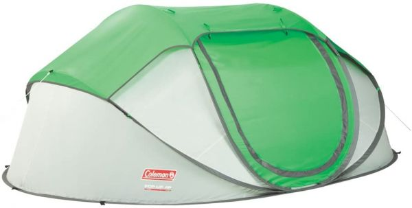 Coleman 4 Person Waterproof Pop Up Tent