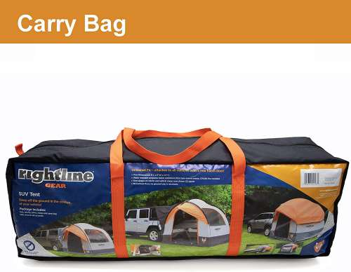carry bag for SUV tent