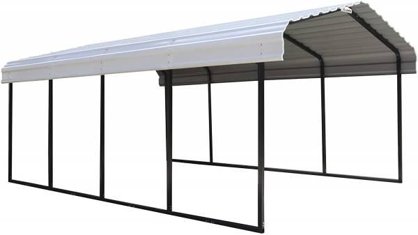 Arrow Steel Carport review
