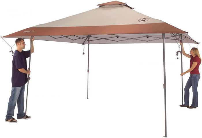 Coleman 13 x 13 Sun Shelter with Instant Setup
