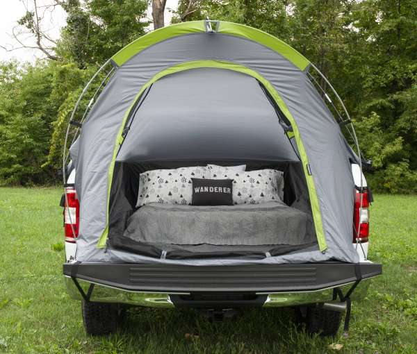 Napier Backroadz Truck Tent back view