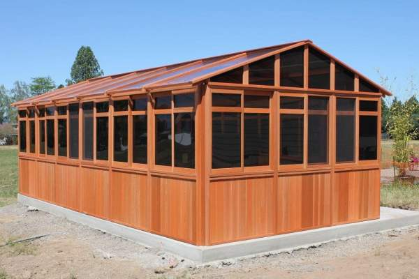 Solchalet 13 x 25 Swim Spa Enclosure
