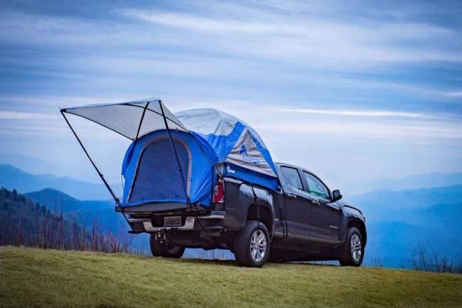 Sportz Truck Tent assembled