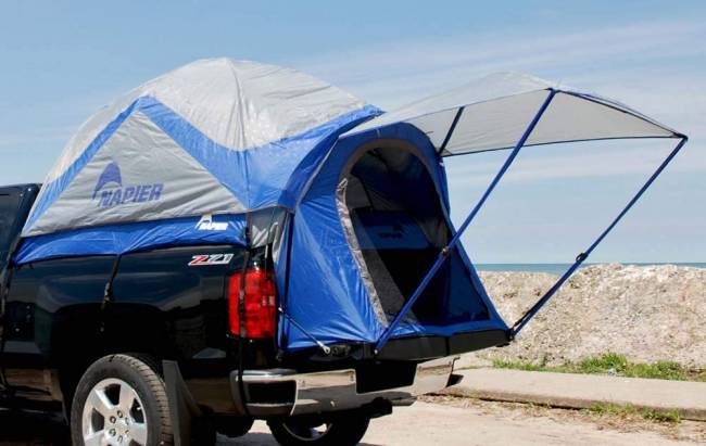 Sportz Truck Tent canopy extension