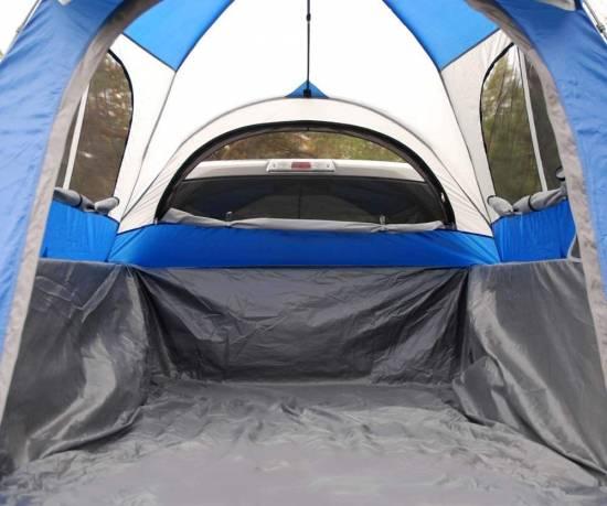 Sportz Truck Tent interior
