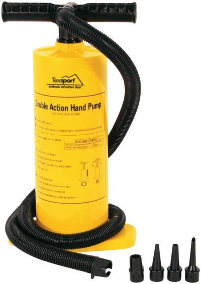 Texsport Double Action Hand Pump
