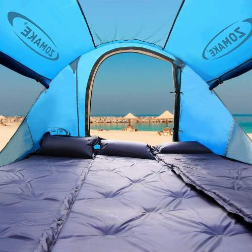 Zomake Tent sleeping area