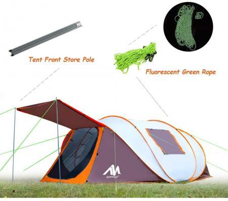ayamaya tent stakes and ropes