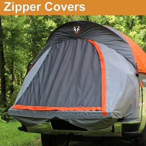 rightline gear truck tent zipper covers
