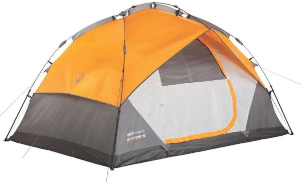 Coleman Instant Dome 5 no rainfly
