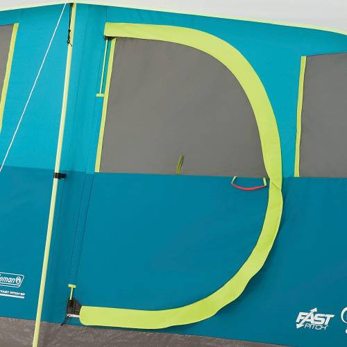 Coleman Tenaya Lake Tent hinged door