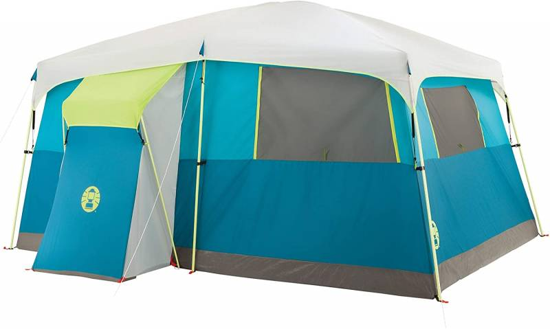 Coleman Tenaya Lake Tent with built in closet