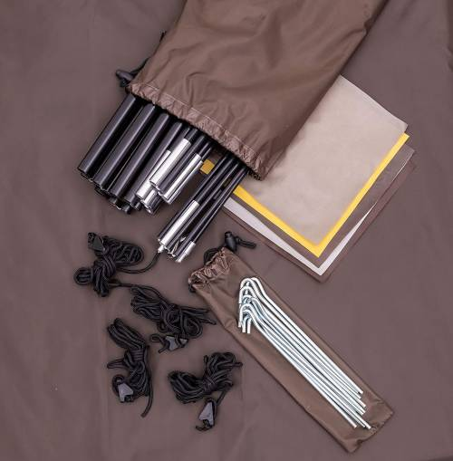 Big Horn 5 Person Tent bundle package