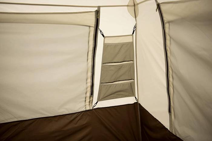Big Horn 5 Person Tent internal view