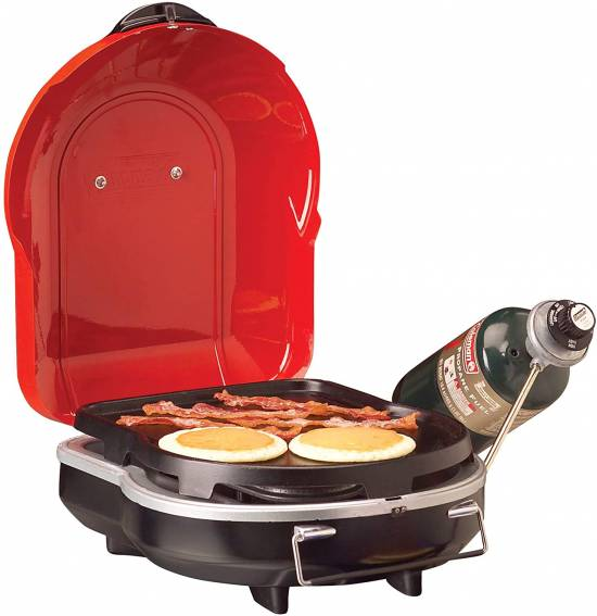 Coleman Fold N Go Camping Grill