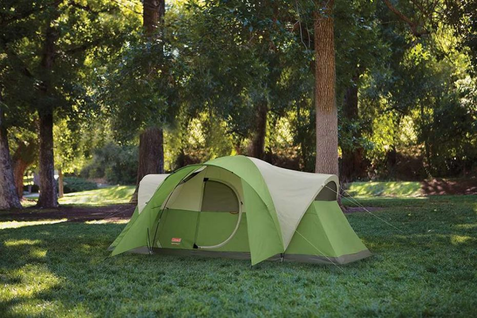 Coleman Montana Tent Reviews 6p, 8p and Elite Models