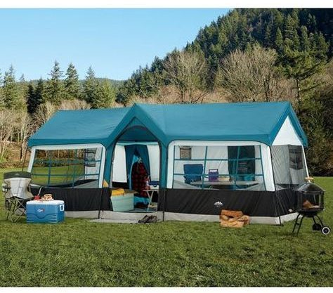 Grand Canyon 10-12 Person Tent