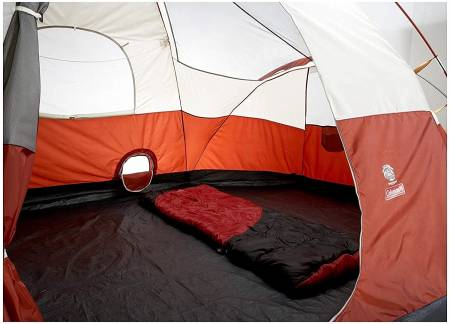 Red Canyon Tent removable divider