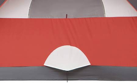 Red Canyon Tent vent panel