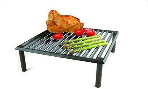 Steven Raichlen Tuscan BBQ Campfire Grill