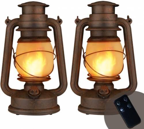 Yinuo Vintage LED Camping Lantern