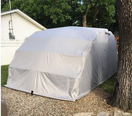 ikuby carport fully covered