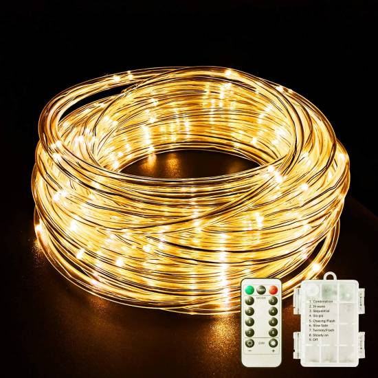 Fitybow LED Rope Lights