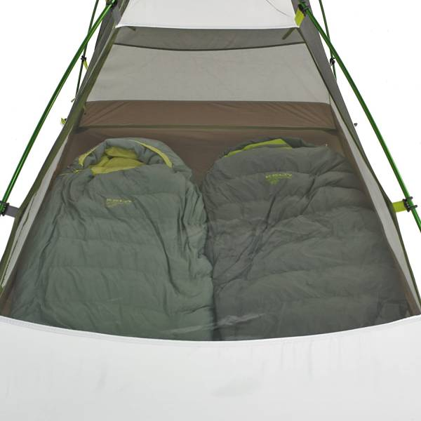 Kelty Salida 2 person sleeping area