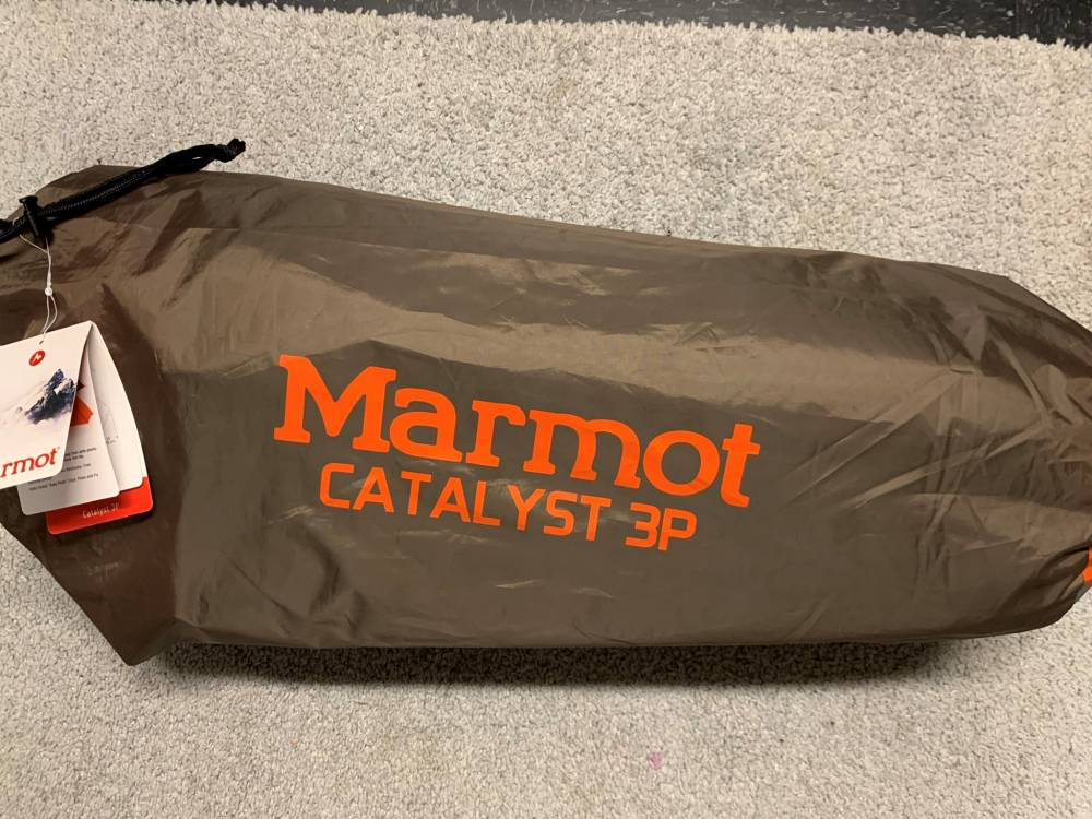 Marmot Catalyst Tent Reviews 2p and 3p