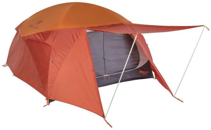 Marmot Halo 4 tent