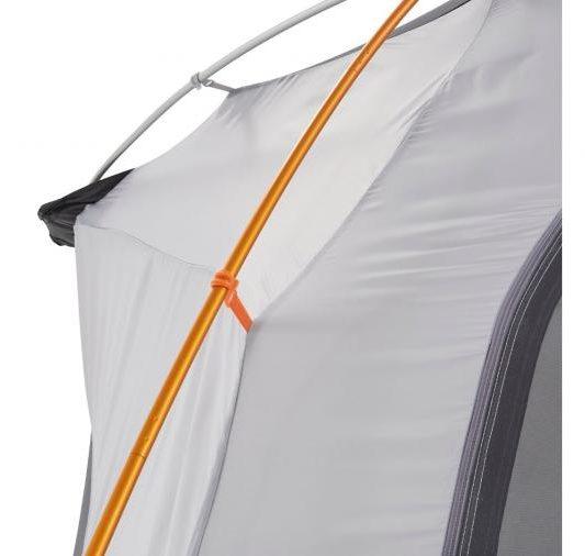 Marmot Halo Tent tent pole detail