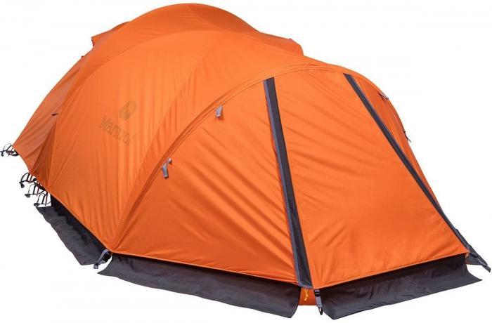 Marmot Thor 3 Person tent