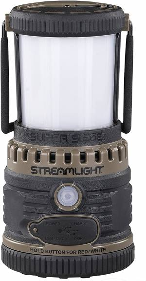 Streamlight Super Siege Rechargeable