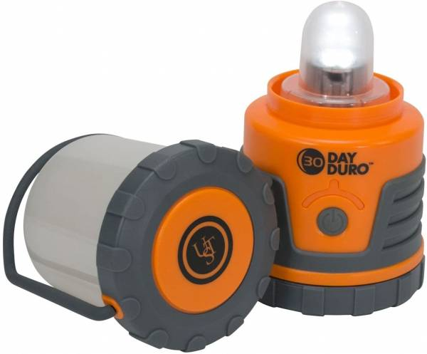 UST 30-Day Duro LED Rechargeable Camping Lanterns