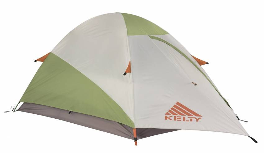 grand mesa tent side view