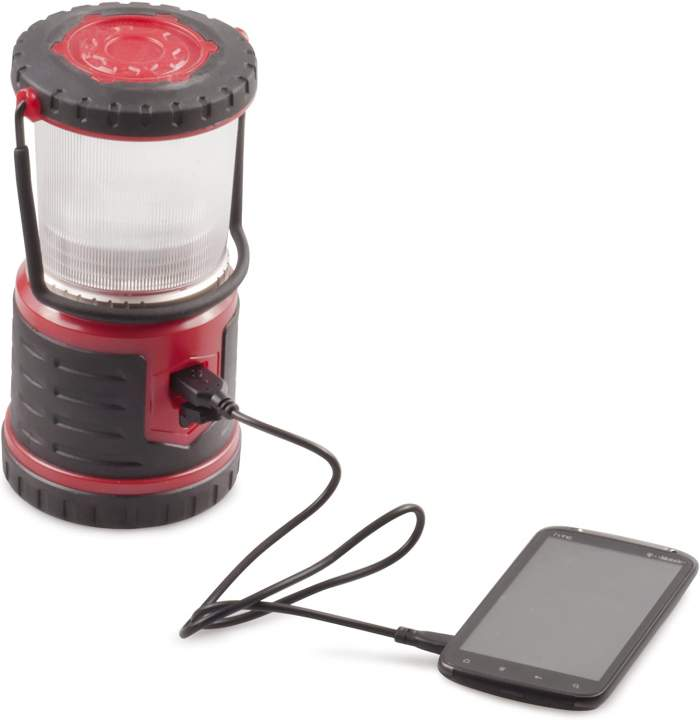 Blazin' LED Camping Lantern