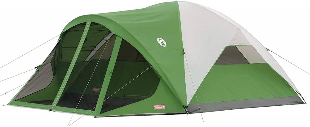 Coleman Evanston Tent with Screen Room Review