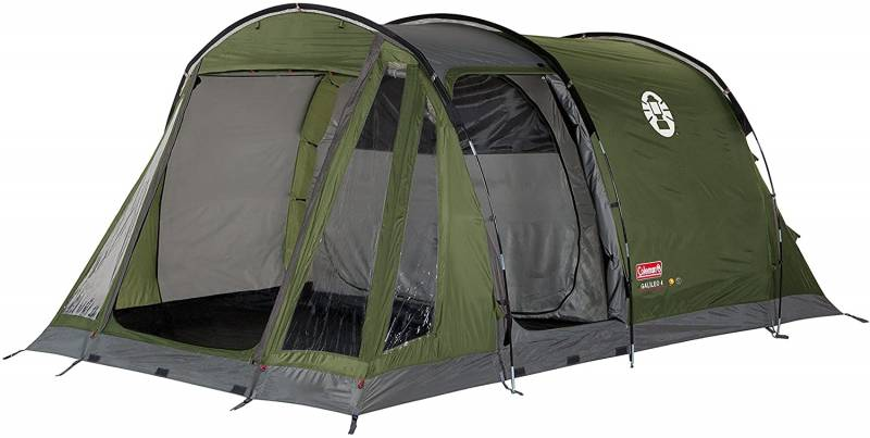 Coleman Galileo 5 Tent Review