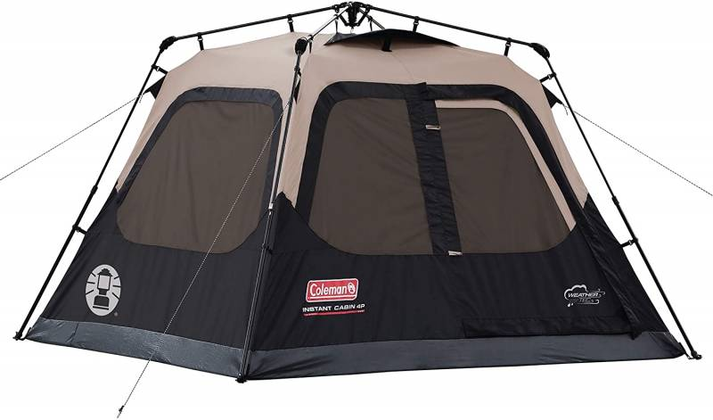 Coleman Instant Cabin Tent Review