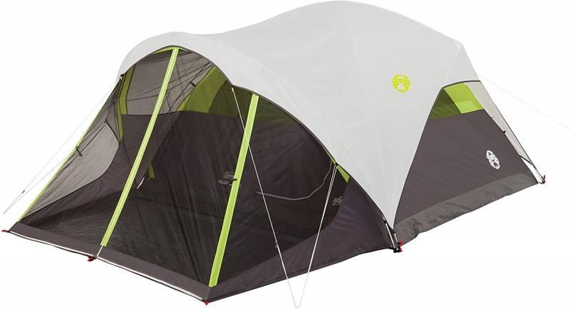Coleman Steel Creek Tent Review