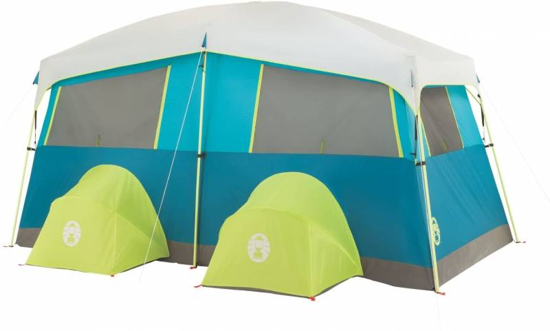 Coleman Tenaya Lake Lighted Cabin Tent